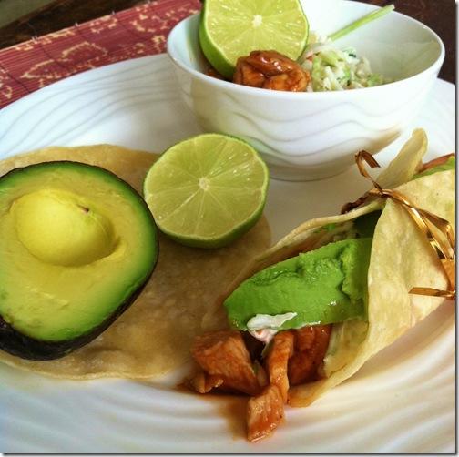 BBQ chicken tacos_2