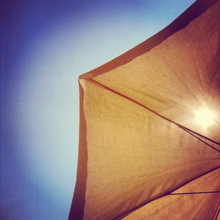 Summer Umbrella Photo
