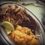 Caribbean Pork at Cafe Habana - unreal