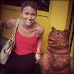 Oh hey bear