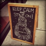 Cute sign in SoHo